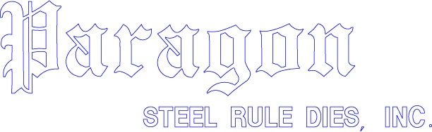 Paragon Steel Rule Dies